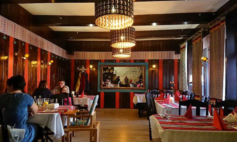 Restauracja Montenegro